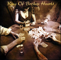 Drummer Ron Briggs plays drums on The Brent Lee Band's King of Broken Hearts album