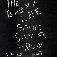 Drummer Ron Briggs plays drums on The Brent Lee Band's Songs From The Hat album