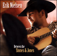 Drummer Ron Briggs plays drums on Erik Nielsen's Between the Stones & Jones album